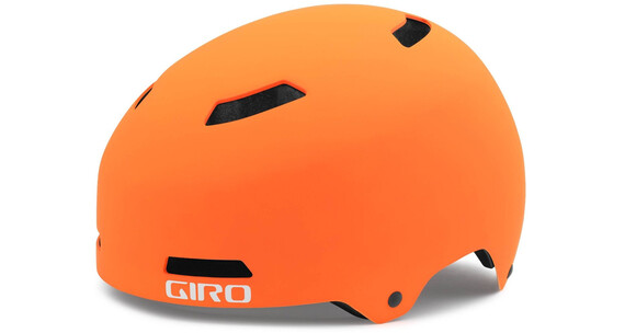 Giro Quarter Helmet Matte Flame/Titanium
